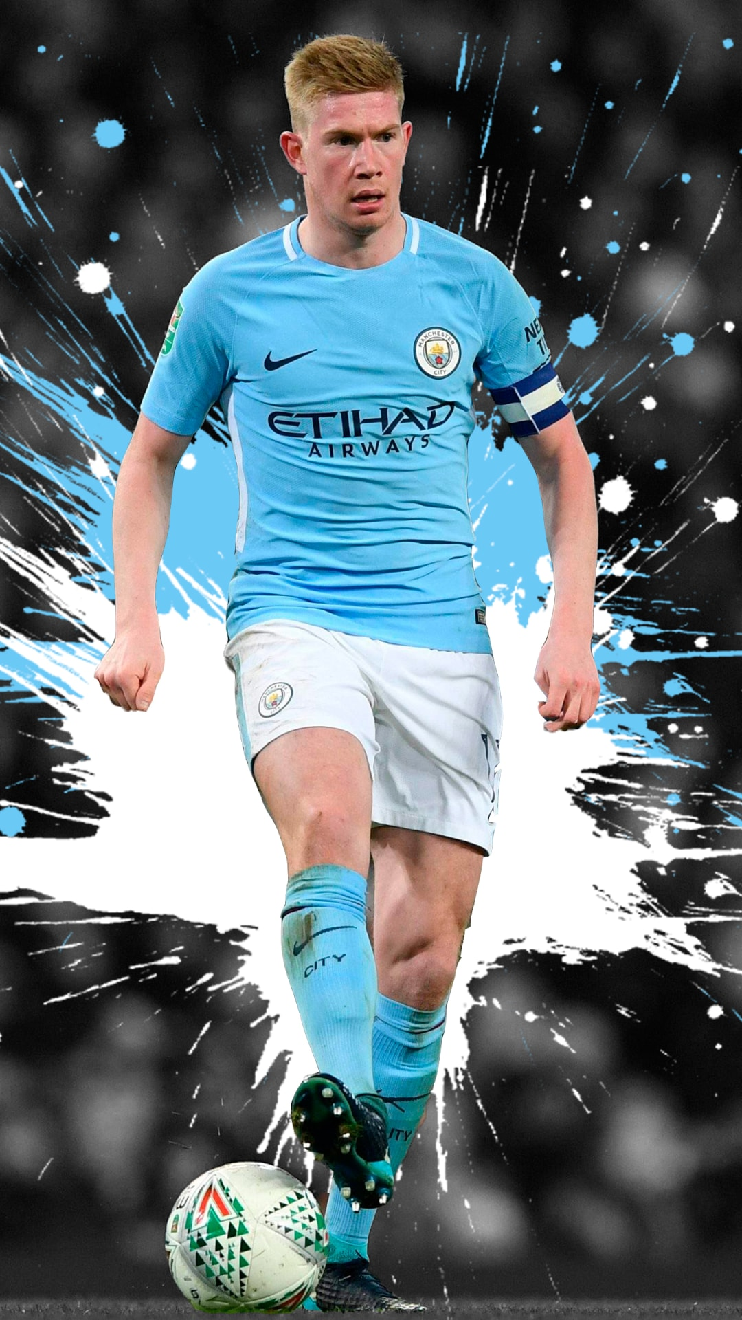 Kevin De Bruyne Iphone Wallpaper 2