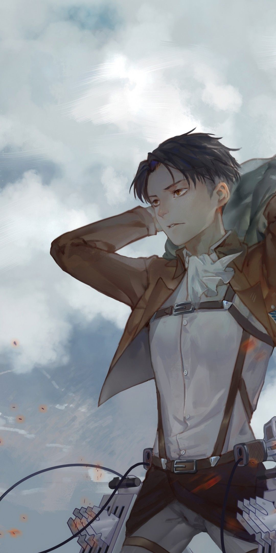 Levi Attack On Titan Wallpaper Kolpaper Awesome Free Hd Wallpapers
