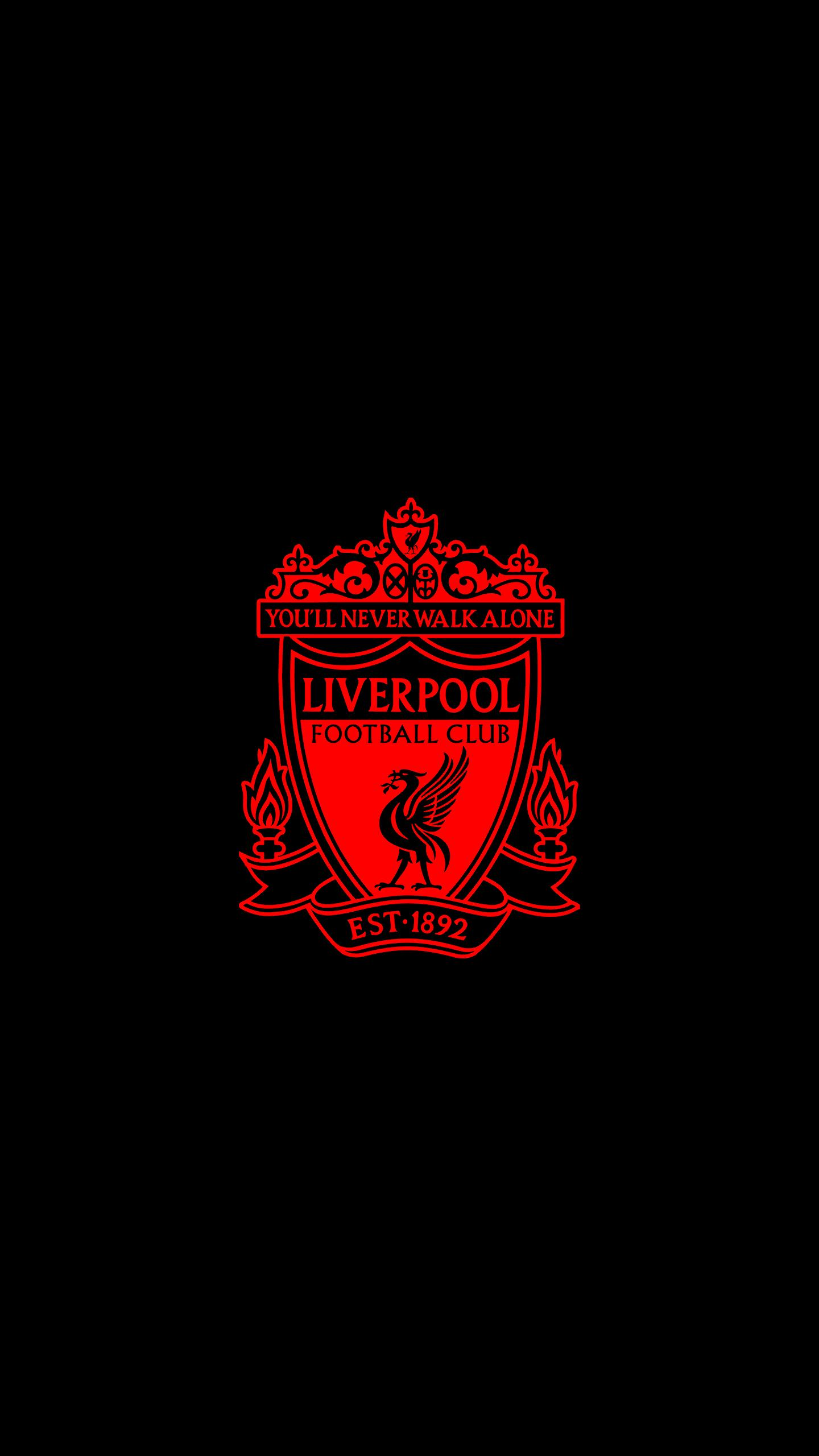 Liverpool Red Wallpaper