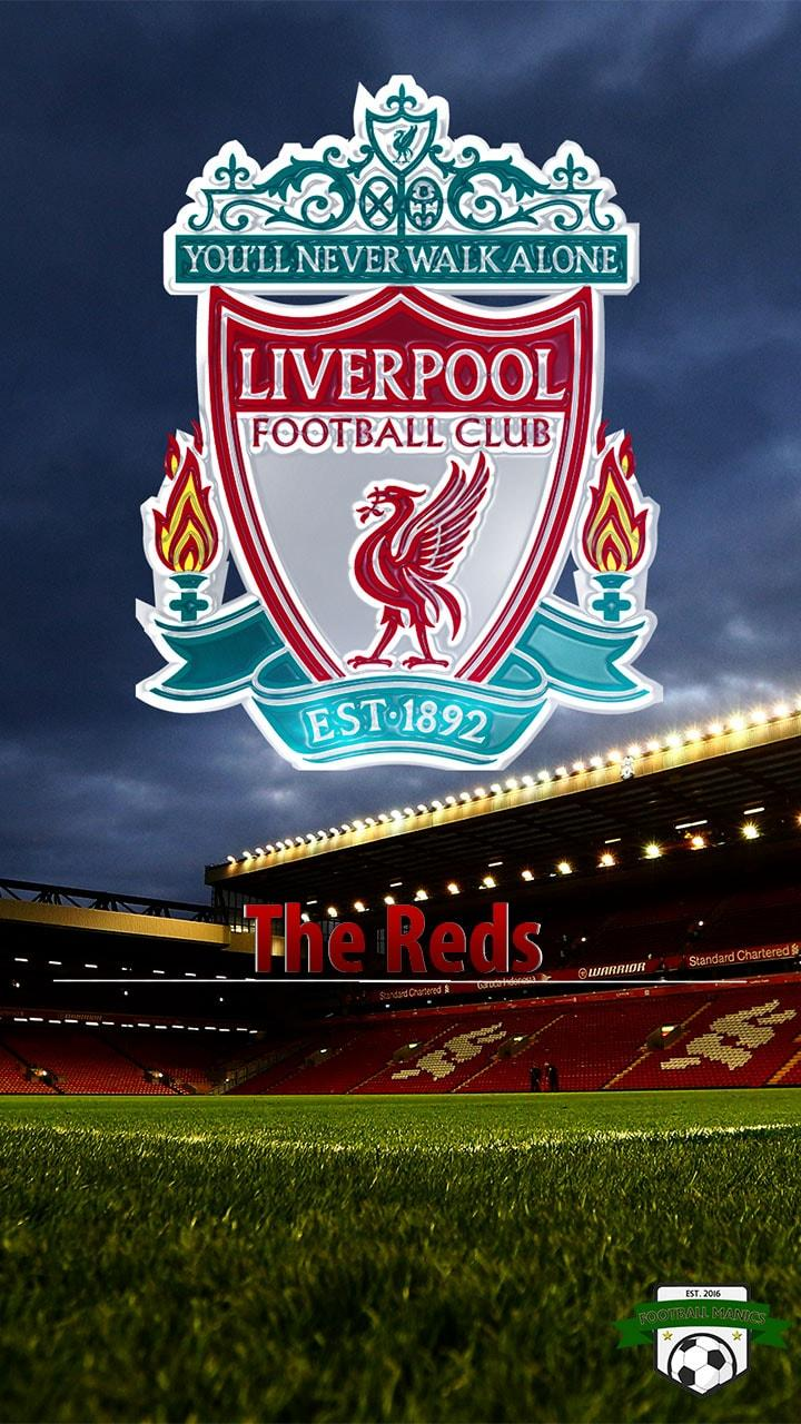 Liverpool The Reds Wallpaper