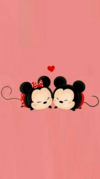 Mickey and Minnie Wallpaper
