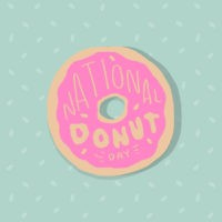 National Donut Day Wallpapers 2