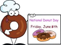 National Donut Day Wallpapers