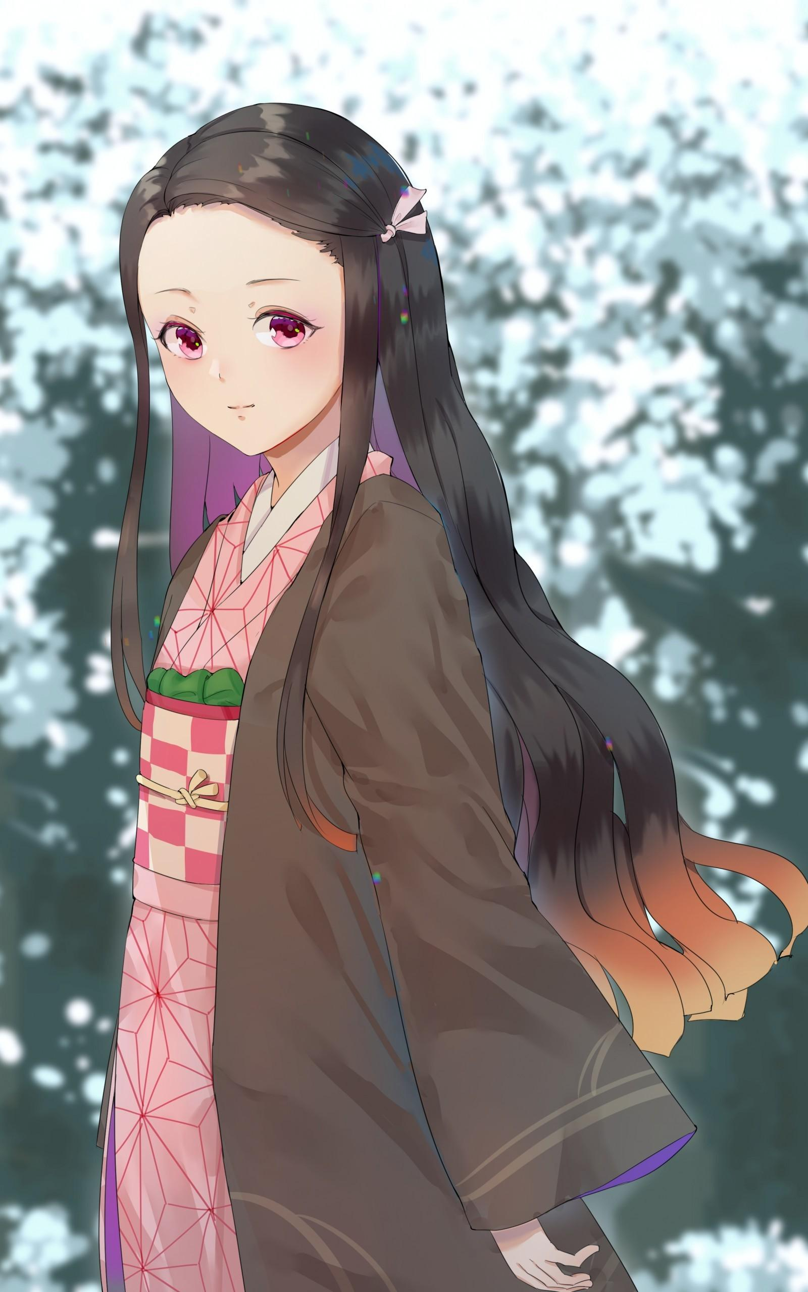 Nezuko Lockscreens