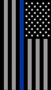 Police Flag Wallpaper Iphone