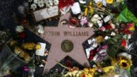 Robin Williams Star Wallpaper
