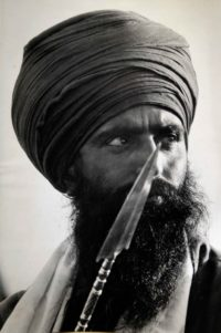 Sant Jarnail Singh Bhindranwale Iphone Wallpaper