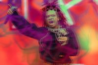Trippie Redd Blurry Wallpaper