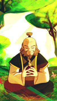 Uncle Iroh Wallpaper