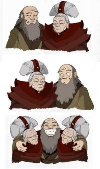 Uncle Iroh Wallpaper 4