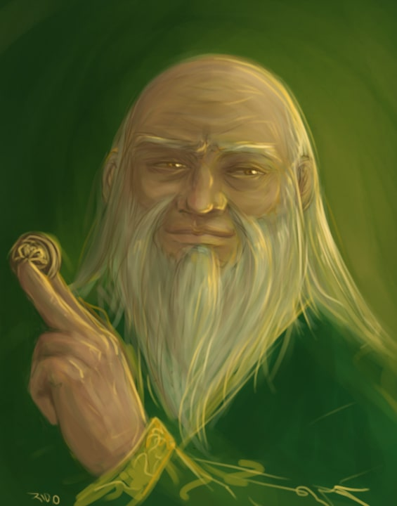 Uncle Iroh Wallpaper Iphone