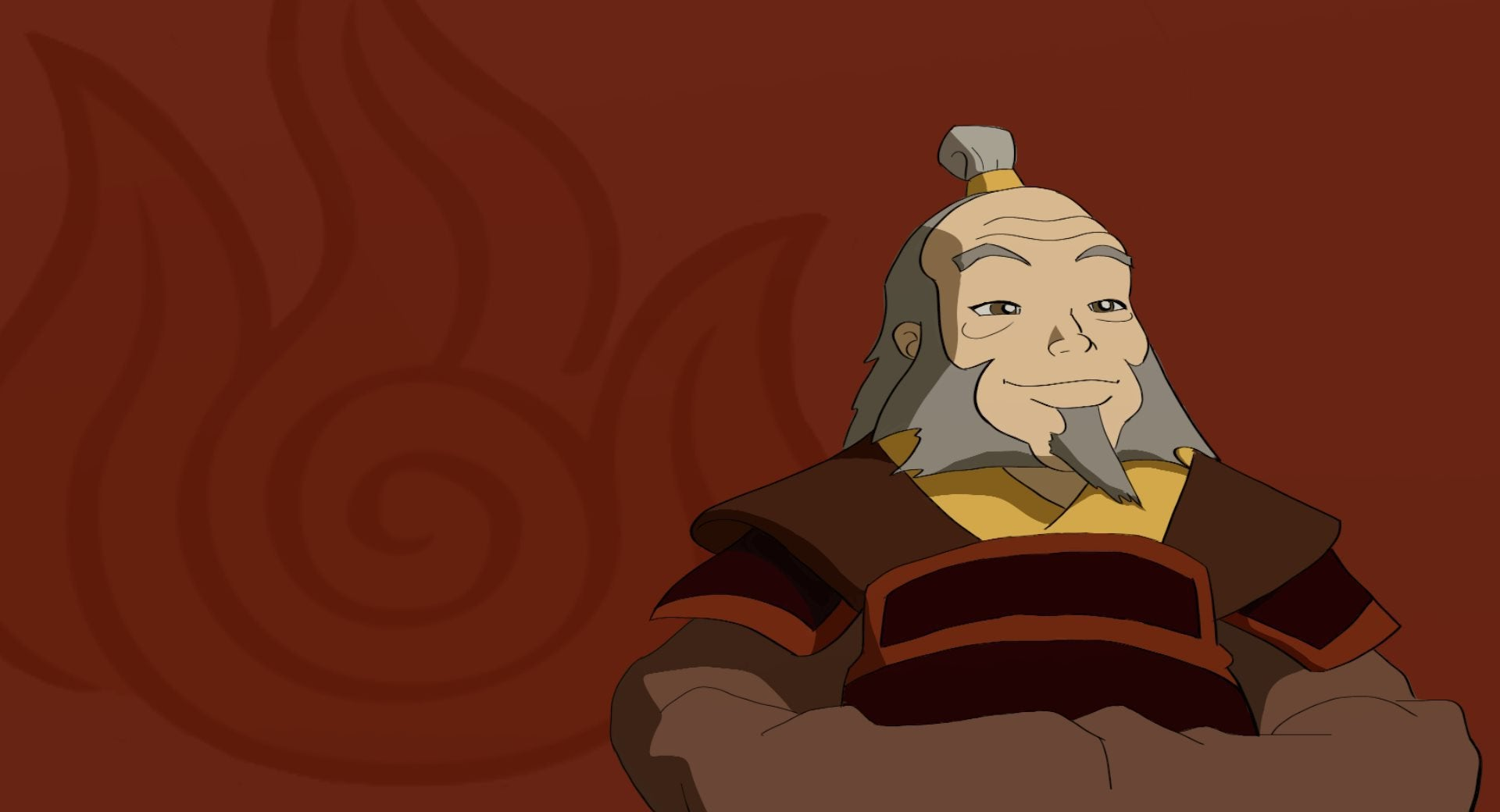 Uncle Iroh Wallpaper PC