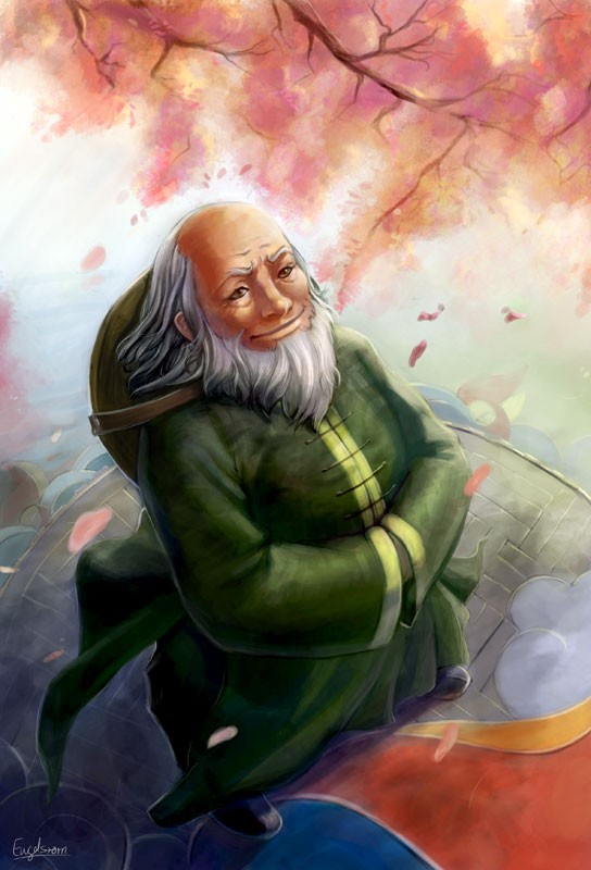 Uncle Iroh Wallpapers