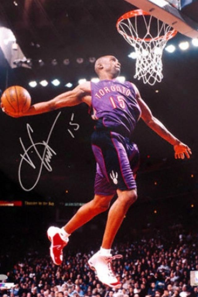 Vince Carter 15 Wallpaper