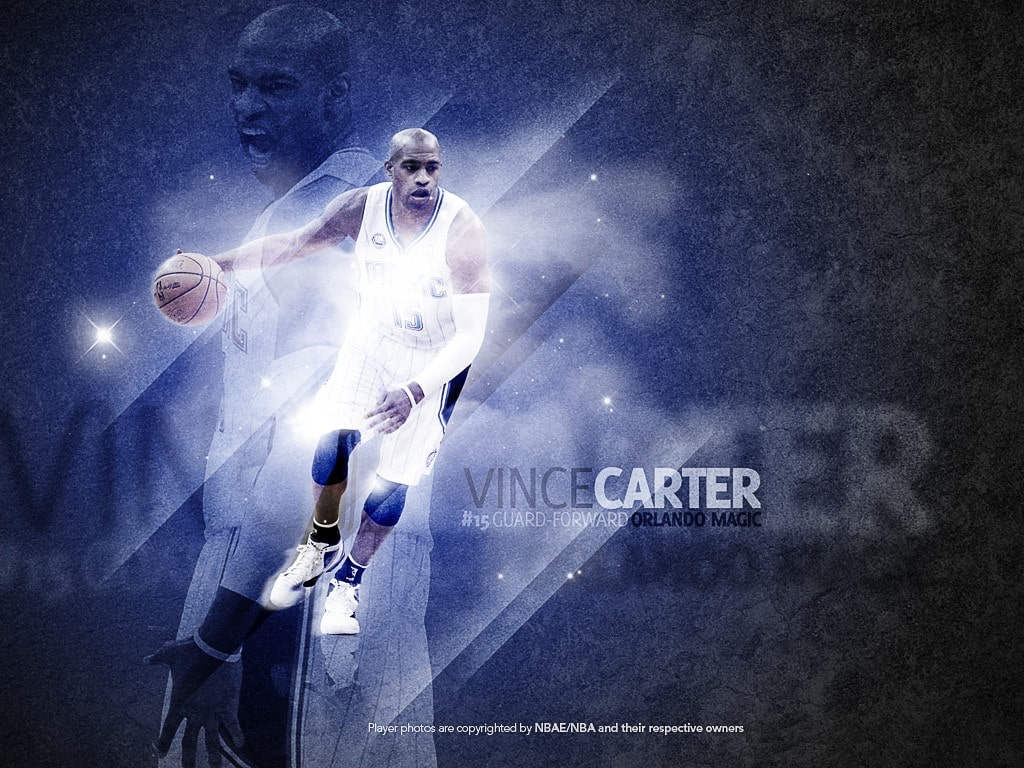 Vince Carter Desktop Wallpapers