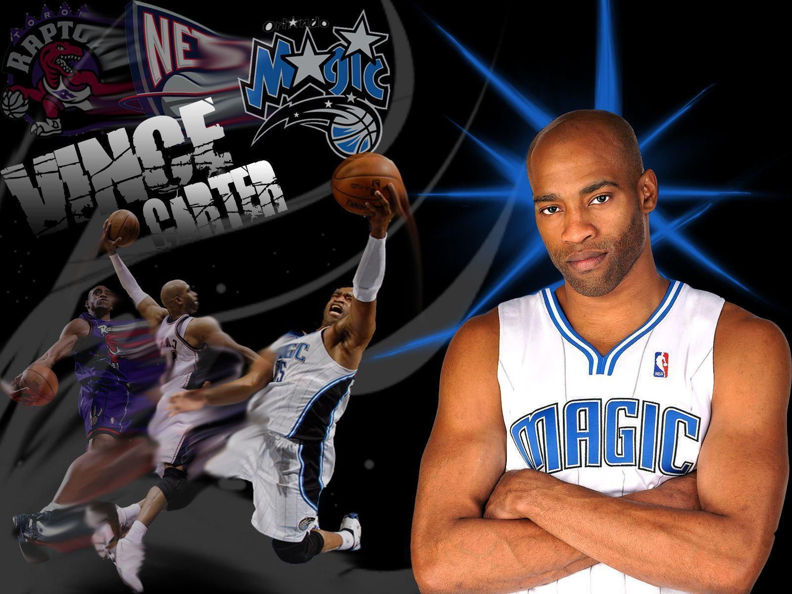 Vince Carter Magic Wallpaper