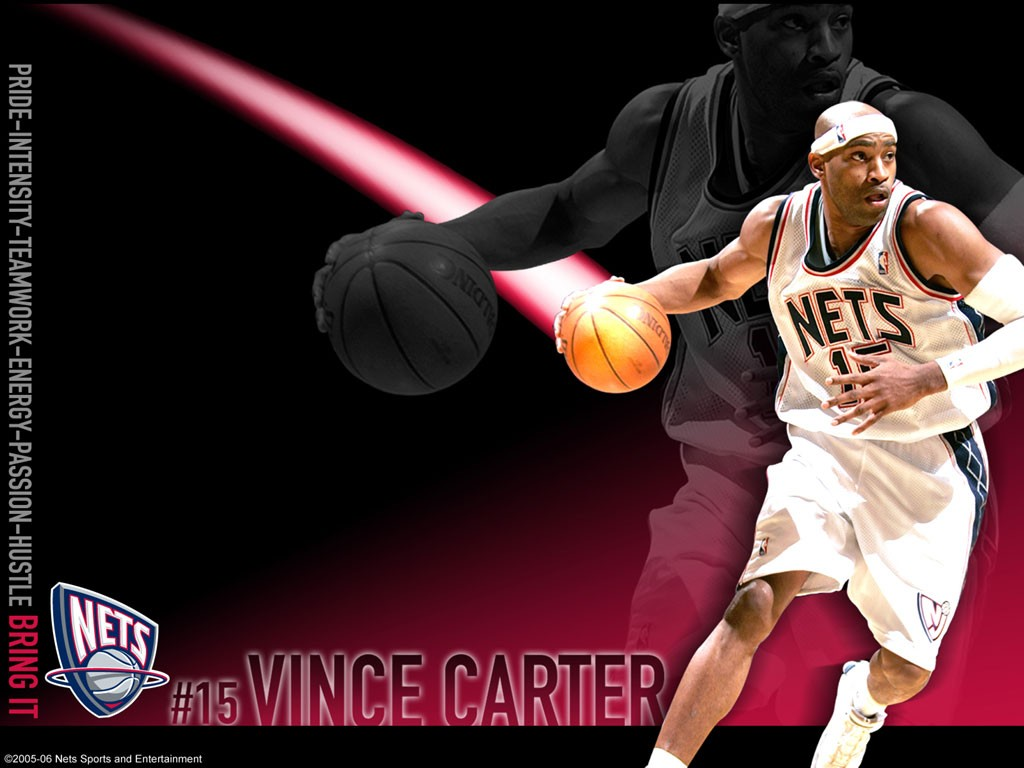 Vince Carter PC Wallpapers