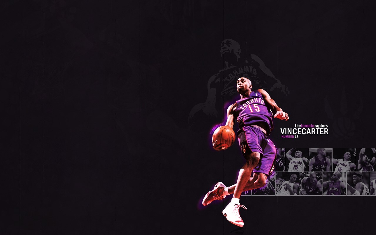 Vince Carter Wallpaper Desktop