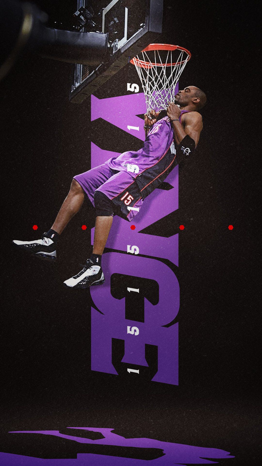 Vince Carter Wallpaper