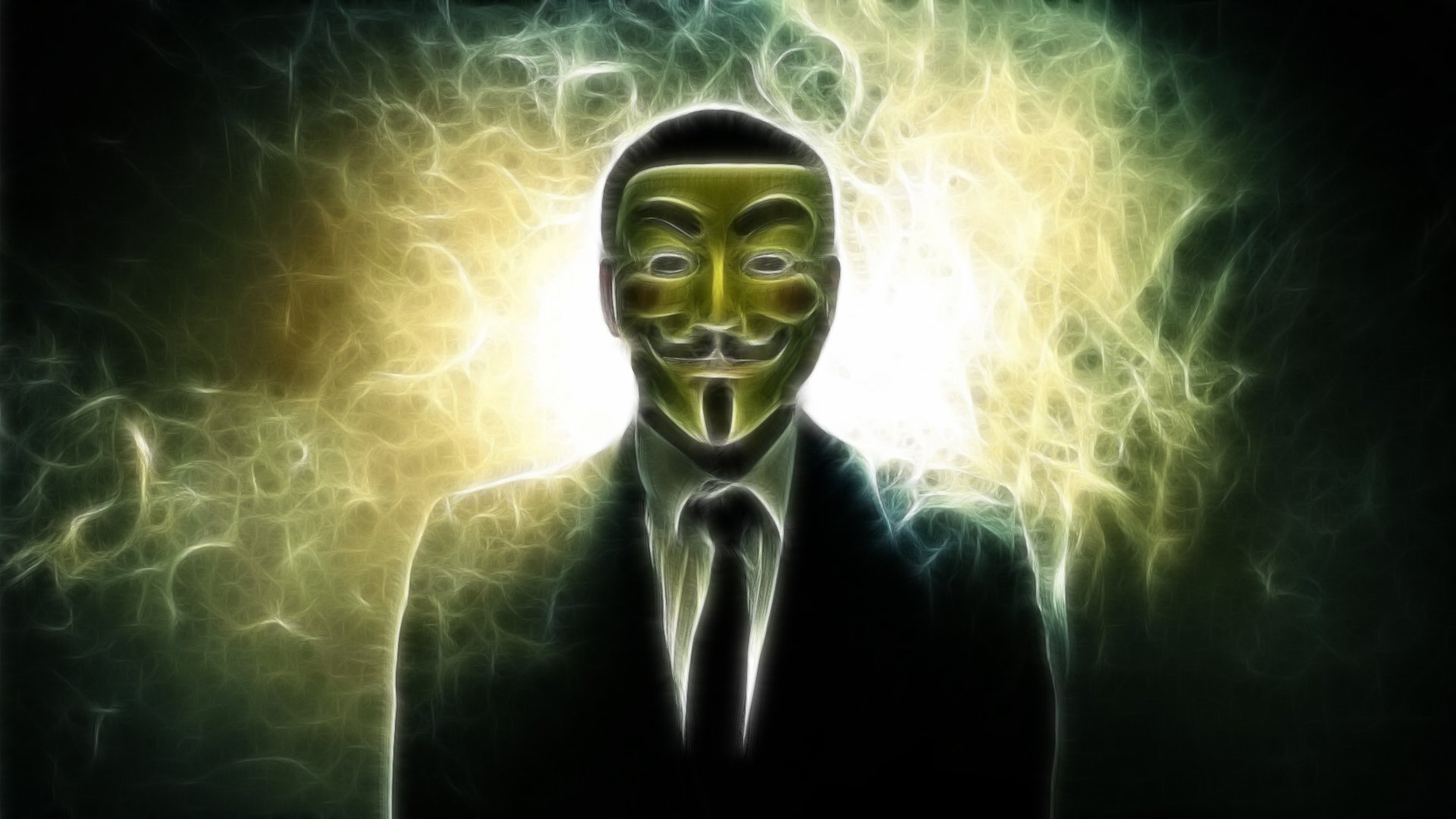 Wallpaper Anonymous 2