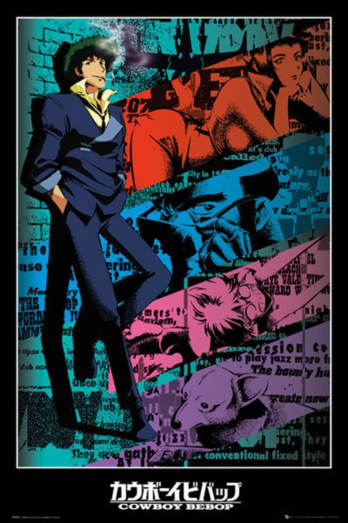 Wallpaper Cowboy Bebop 2
