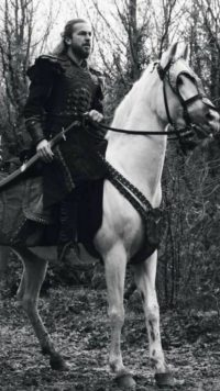 Wallpaper Ertugrul on Horse