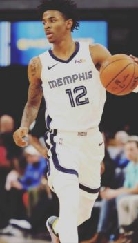 Wallpaper Ja Morant 2