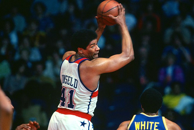 Wes Unseld Photos