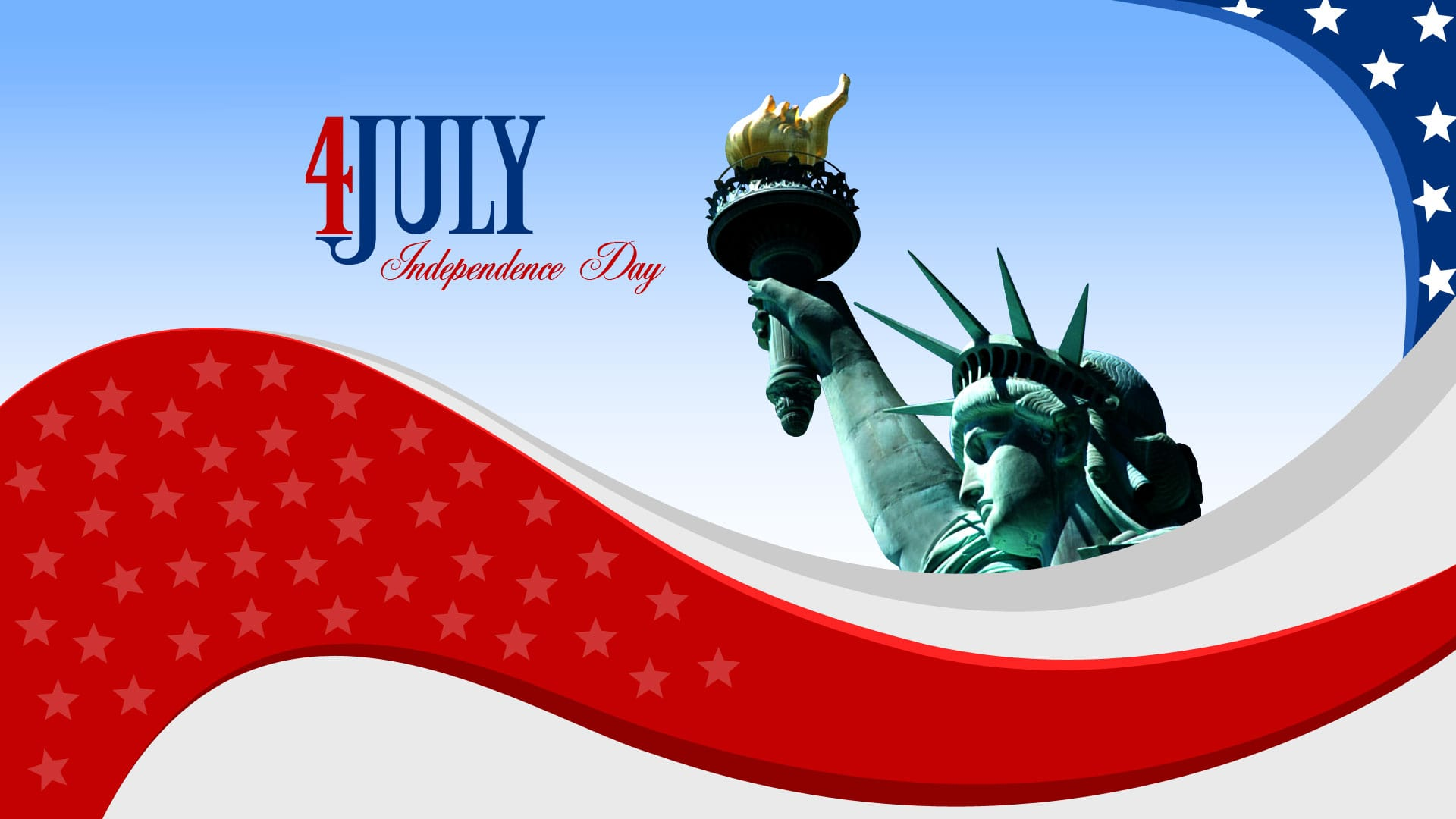 4 July Wallpaper