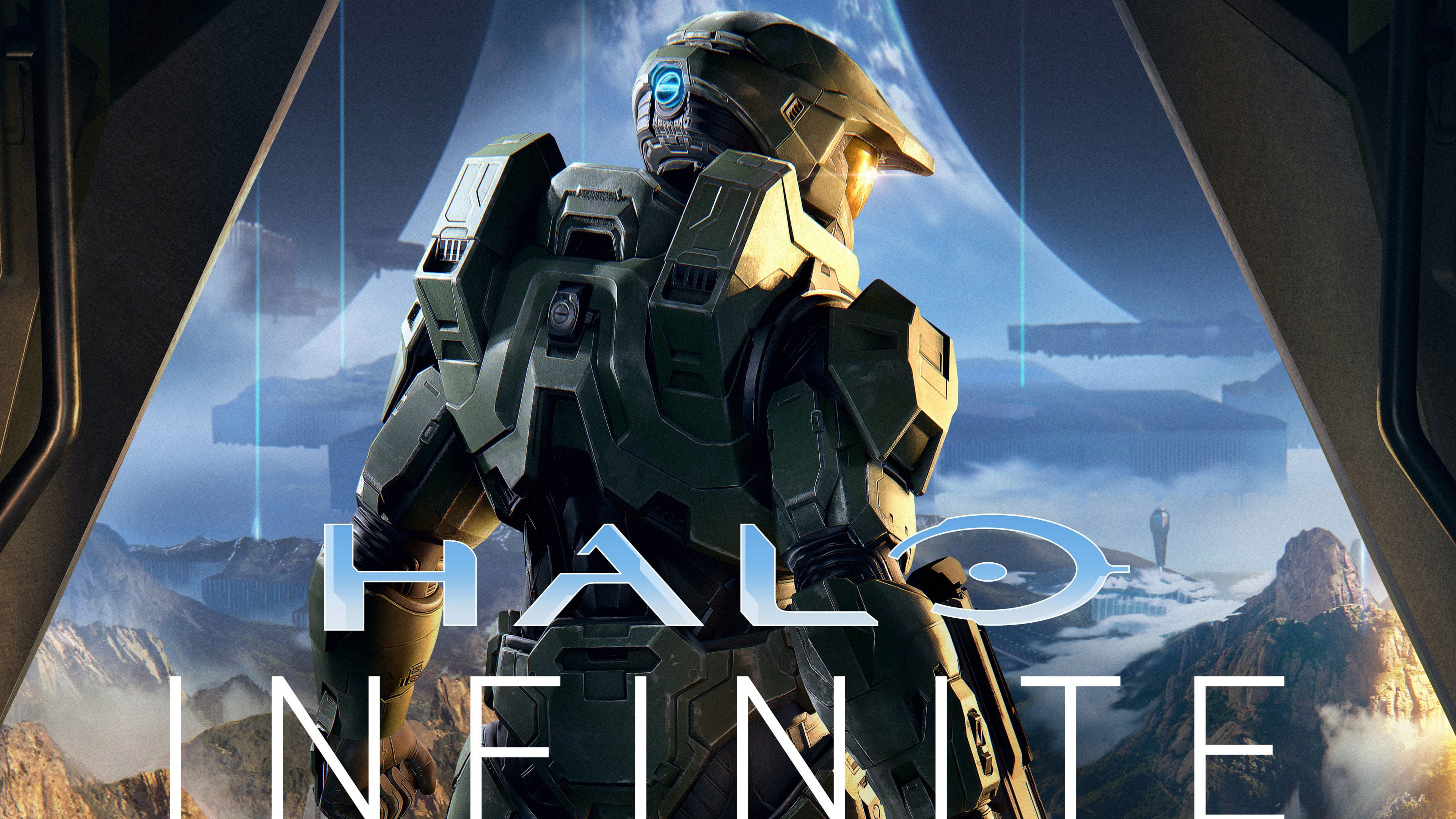 4K Halo Infinite Wallpapers