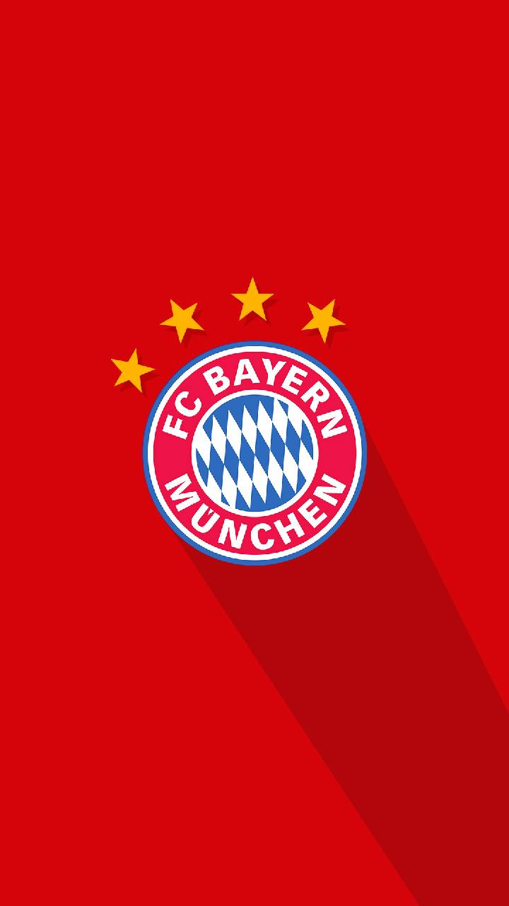 Bayern Munchen Red Wallpaper 1