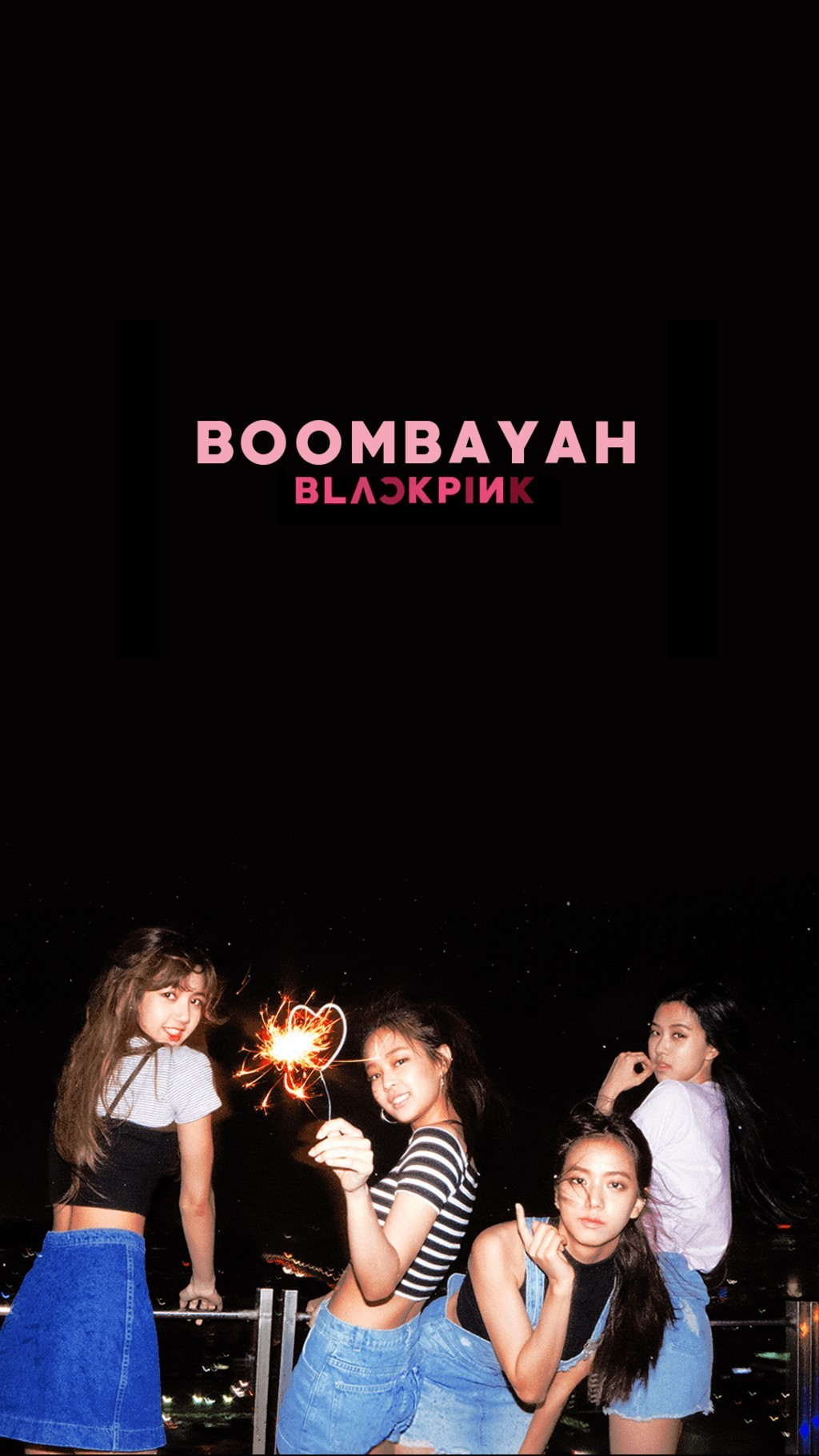 Blackpink Boombayah Wallpaper