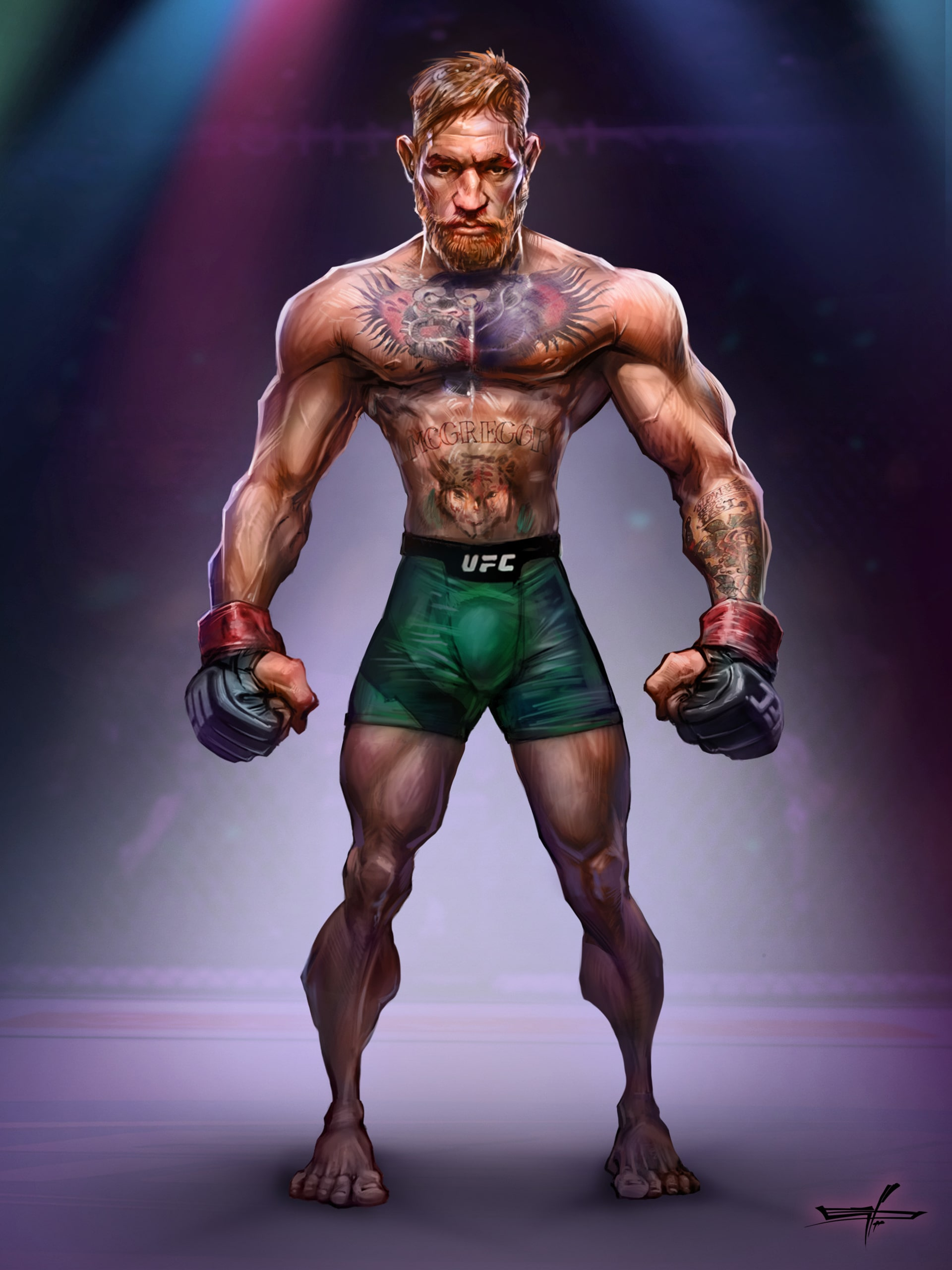 Conor McGregor Android Wallpapers