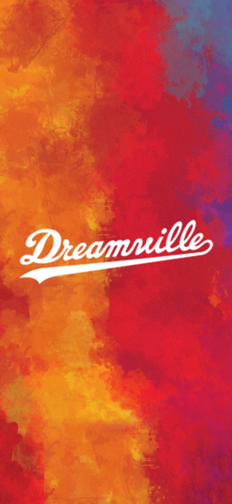 Dreamville Iphone Wallpaper