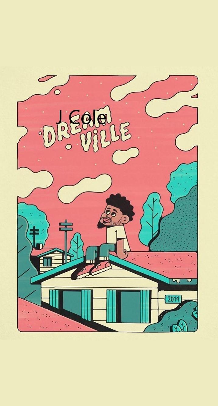 Dreamville J Cole Wallpapers