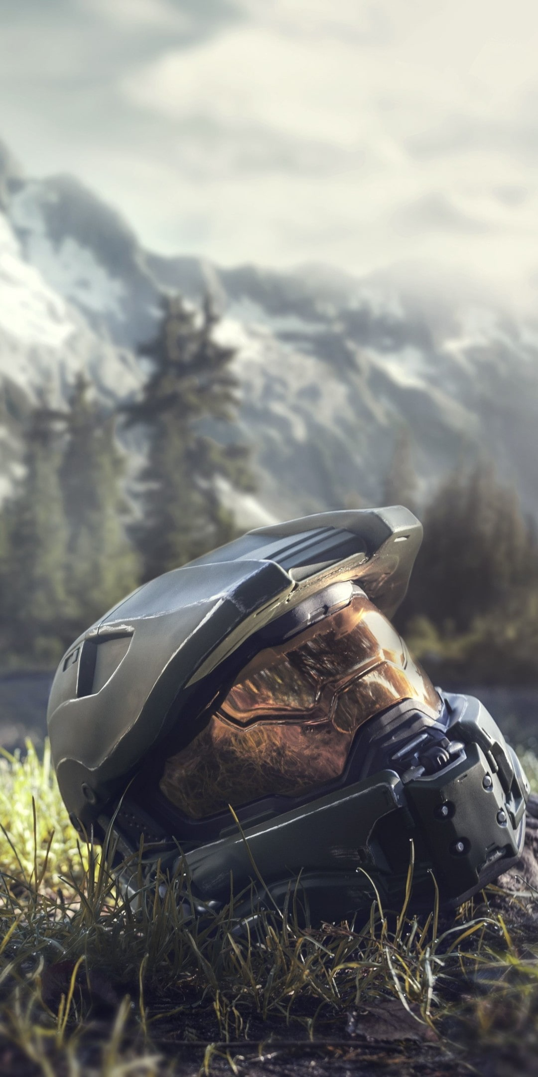 Halo Infinite Phone Wallpapers
