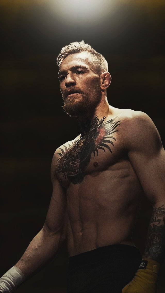 Iphone McGregor Wallpapers
