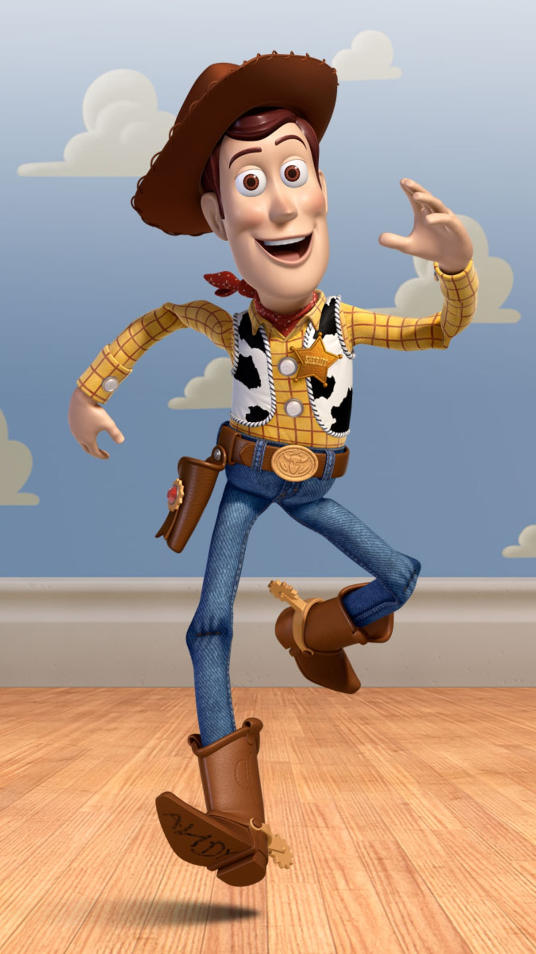 Iphone Toy Story Wallpaper