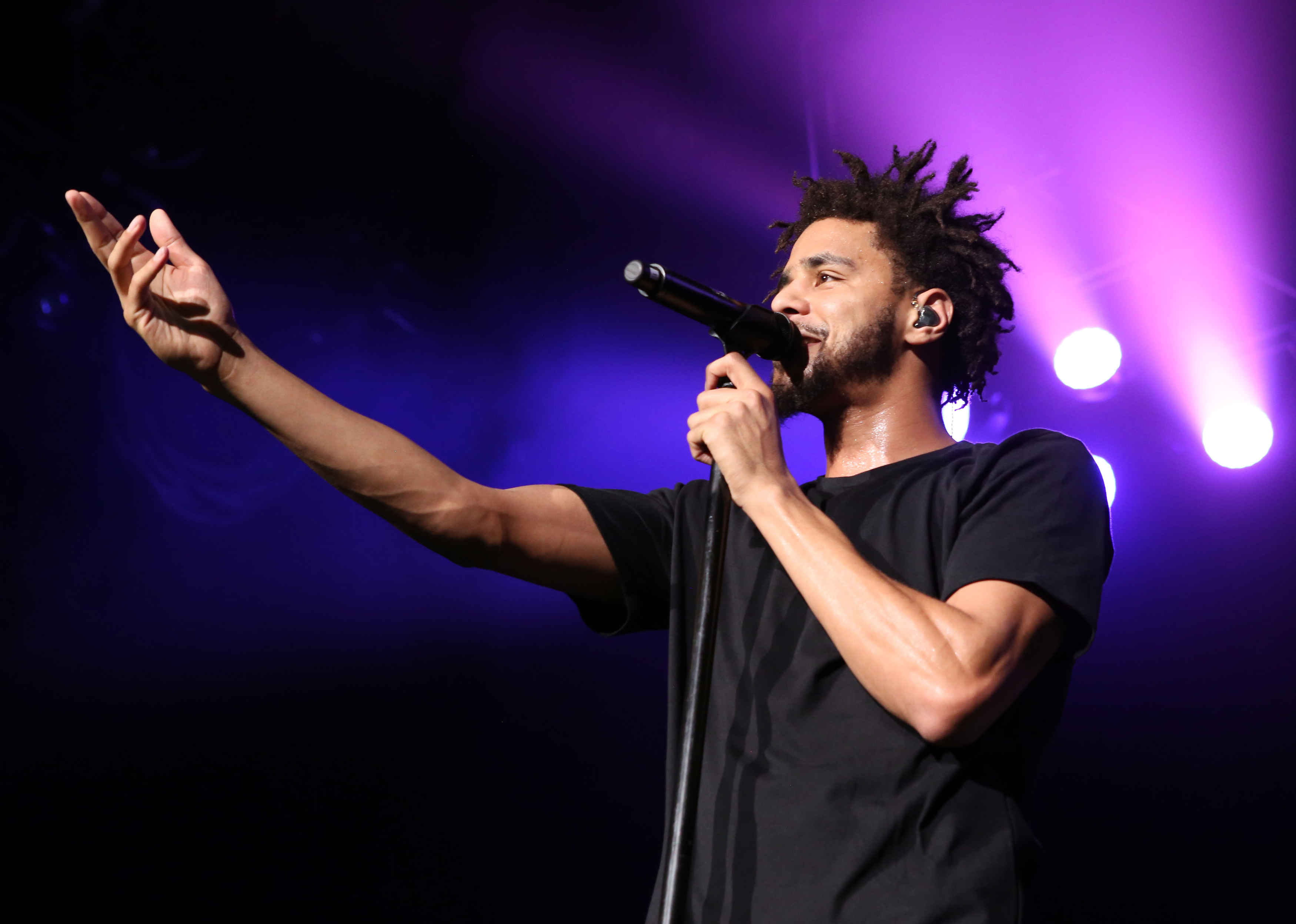 J Cole 4K Wallpapers
