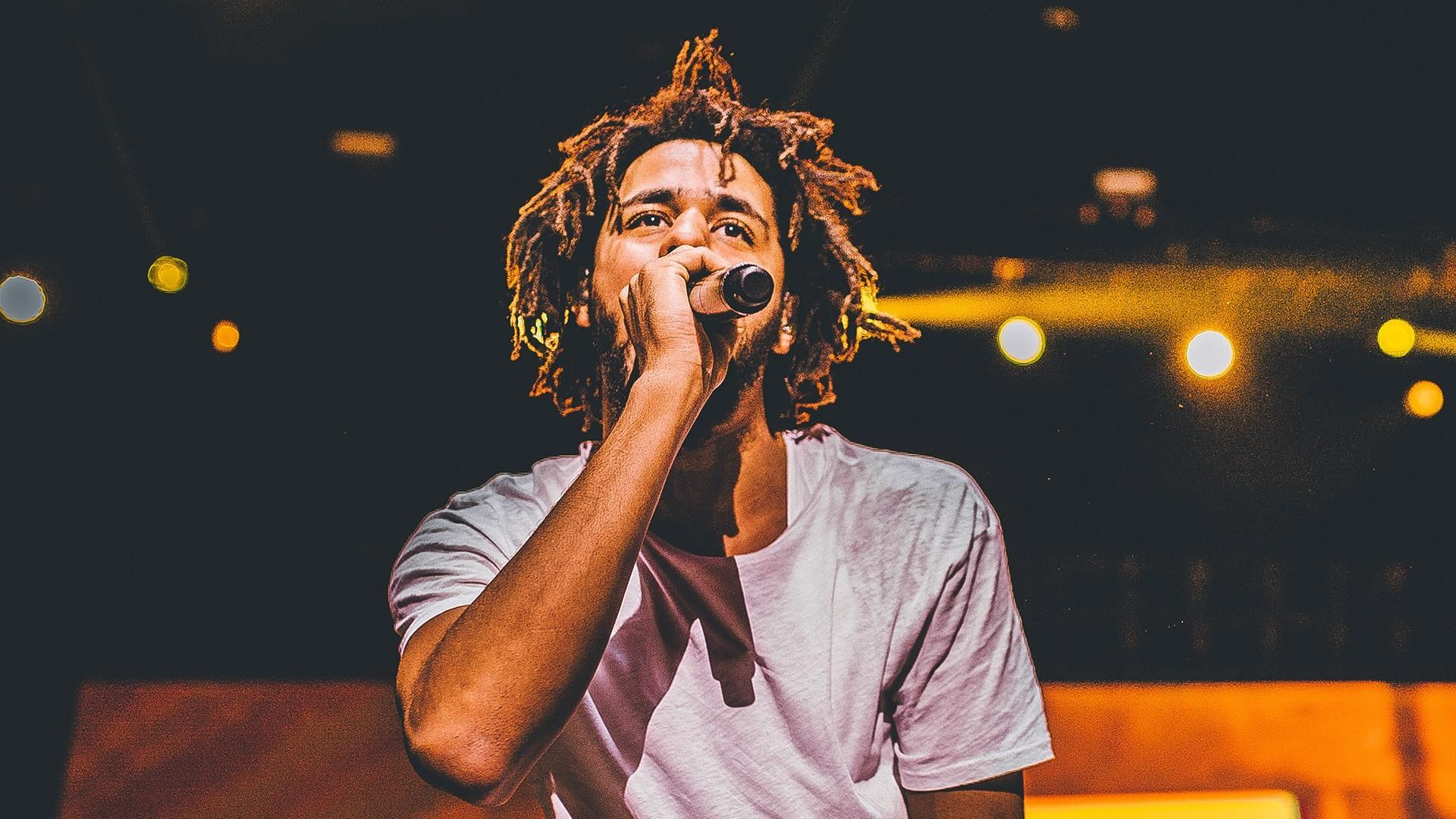 J Cole HD Wallpapers