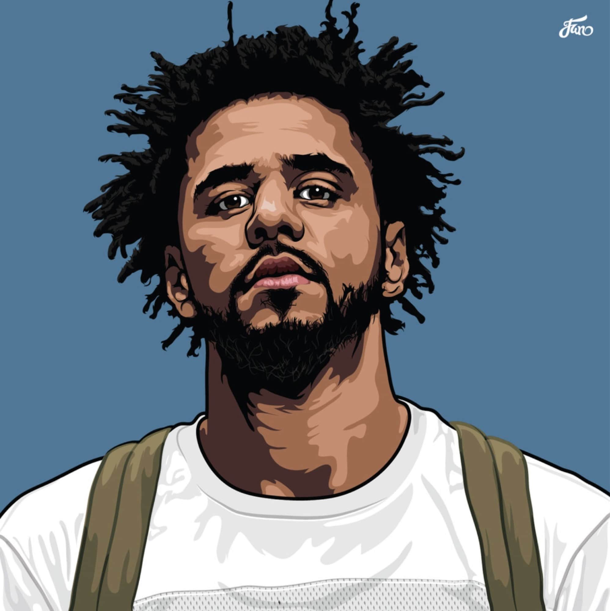 J Cole Posters