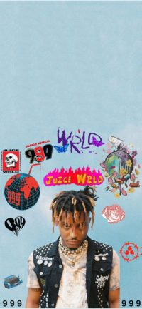 Juice WRLD 999 Wallpaper 2