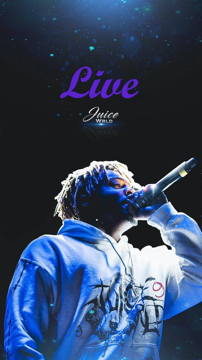 Juice Wrld Live Wallpapers