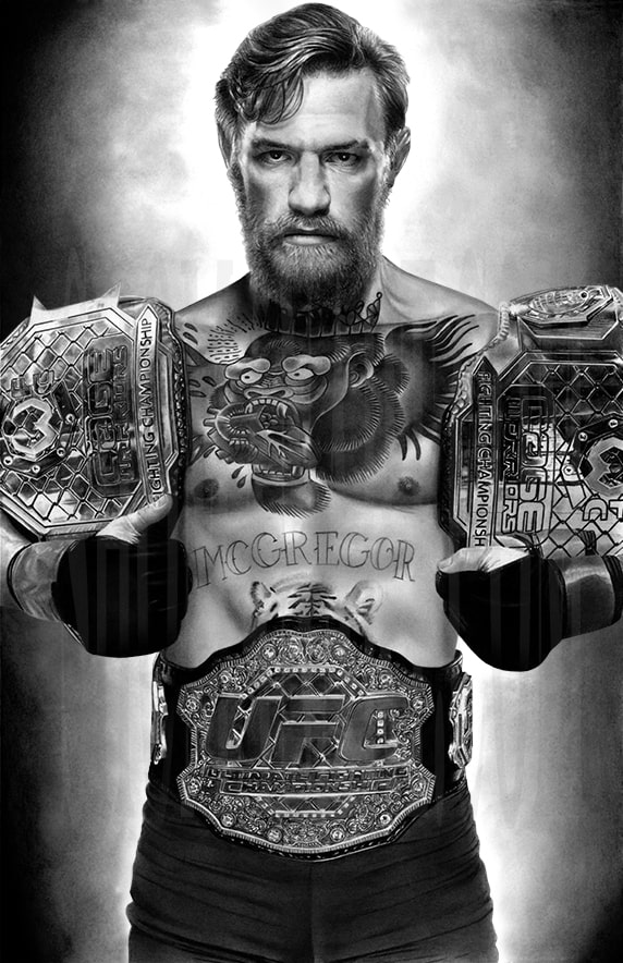 McGregor Wallpaper Smart Phone