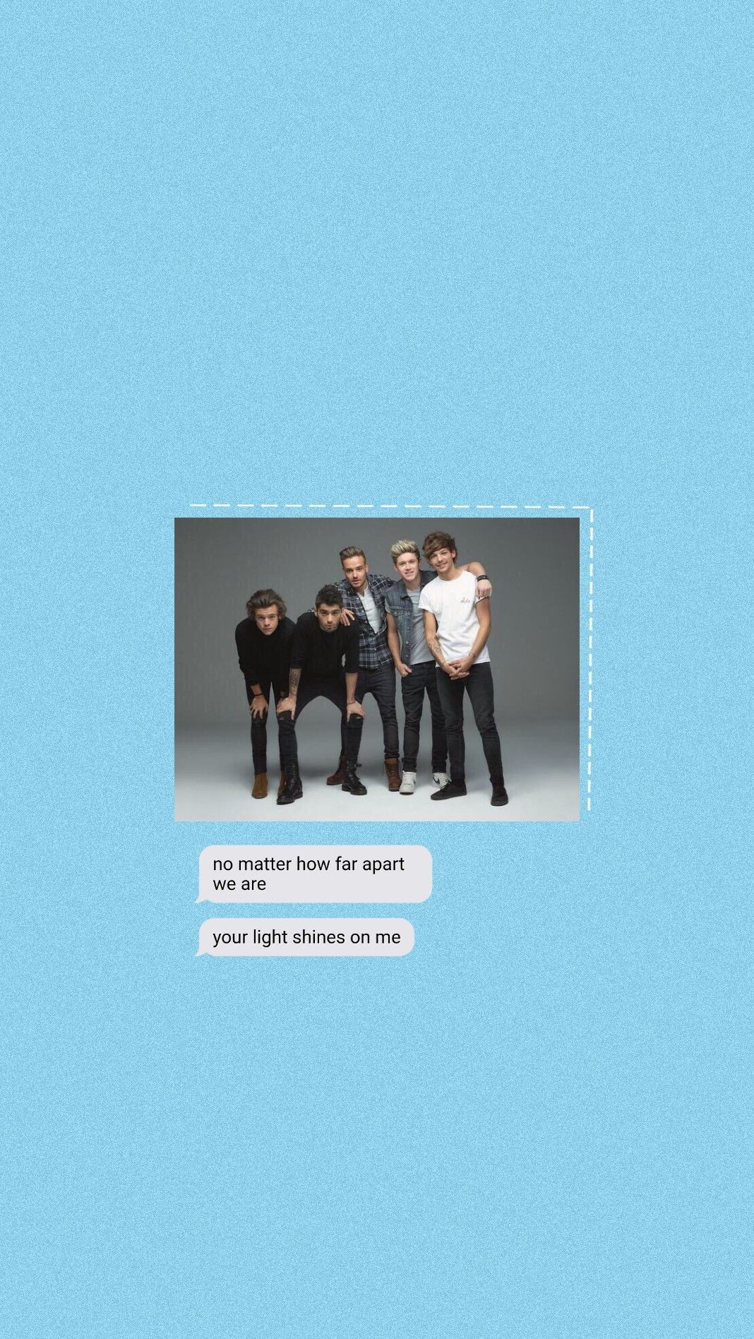 One Direction Aesthetic Wallpaper