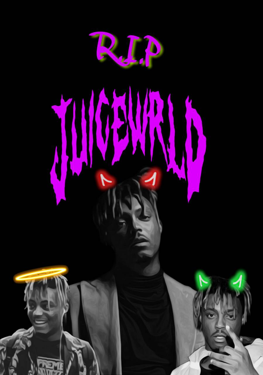Rip Juice Wrld Wallpaper Kolpaper Awesome Free Hd Wallpapers