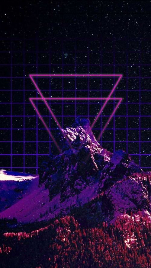 Retrowave Wallpapers Iphone Kolpaper Awesome Free Hd Wallpapers