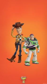 Toy Story 4 Iphone Wallpaper