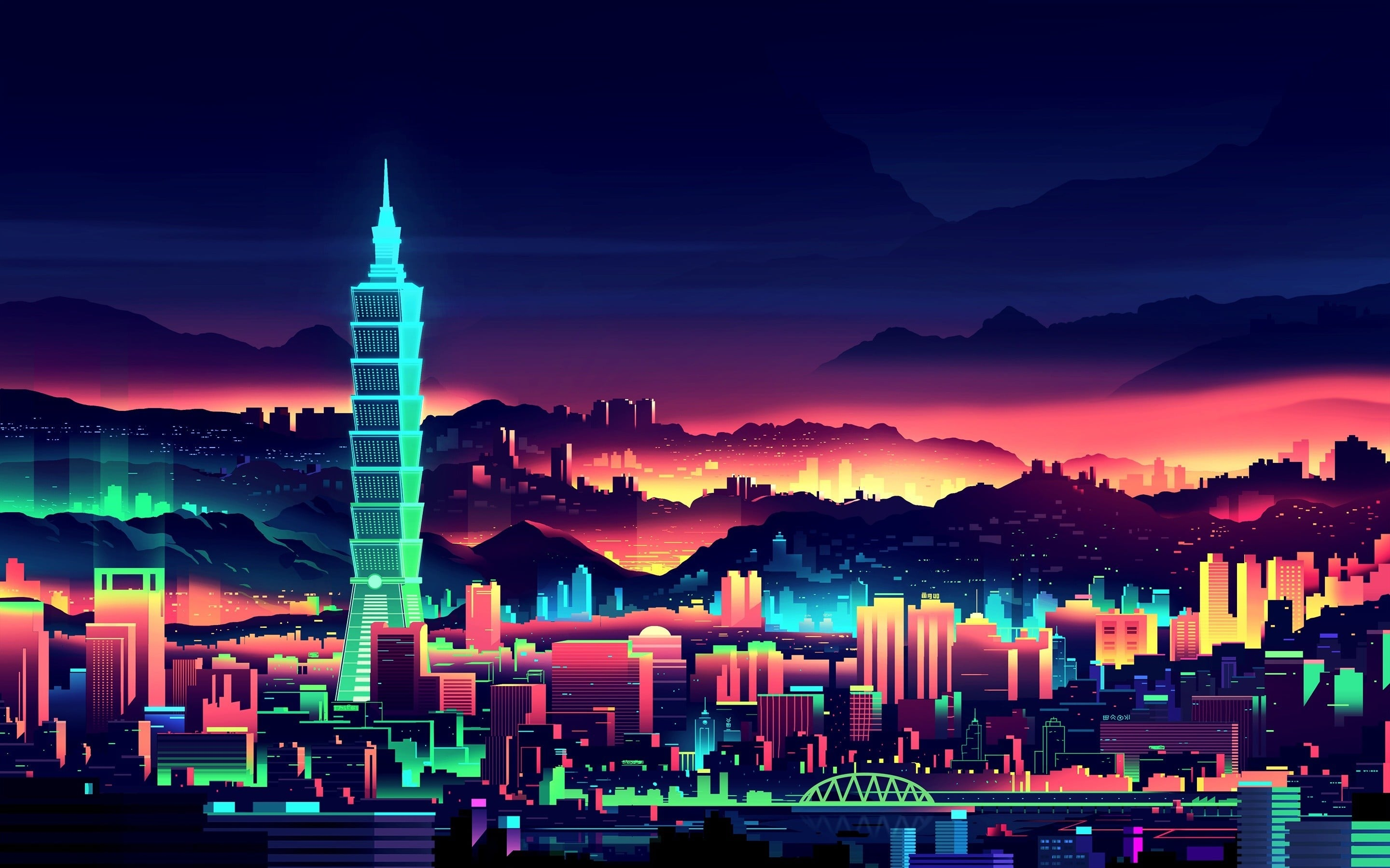 Vaporwave Hd Wallpapers Kolpaper Awesome Free Hd Wallpapers