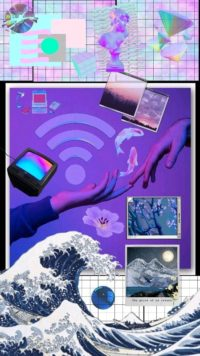 Vaporwave Iphone Wallpaper 4